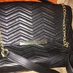 Tahari Black handbag NWOT
